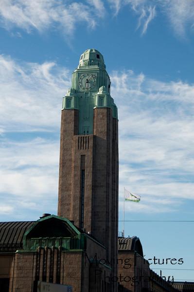 Helsinki - Central Station