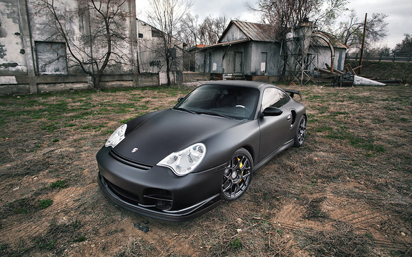 Porsche GT2 | HRE Wheels