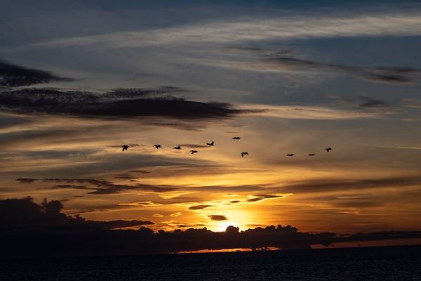 OBX  Sunrise October 2021
