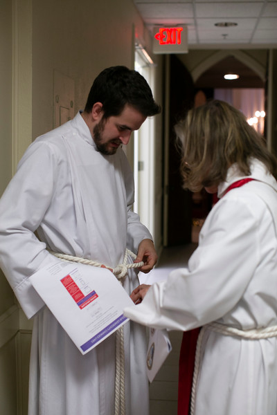 Will Berry's Ordination to Priesthood