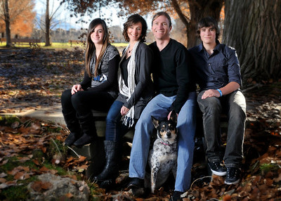 Amy, Steve, Chelsea, Jacob Family