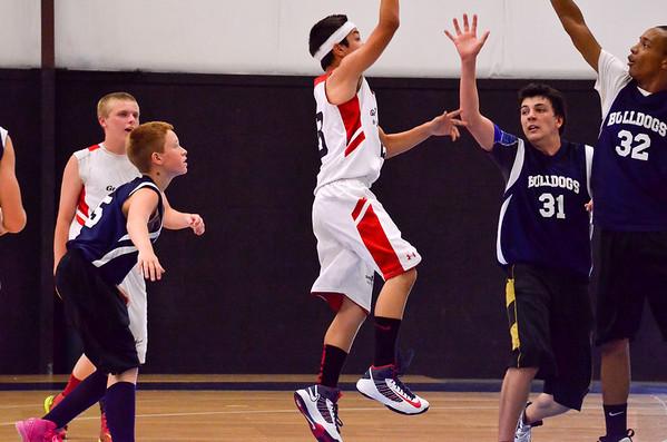 Cody Basketball