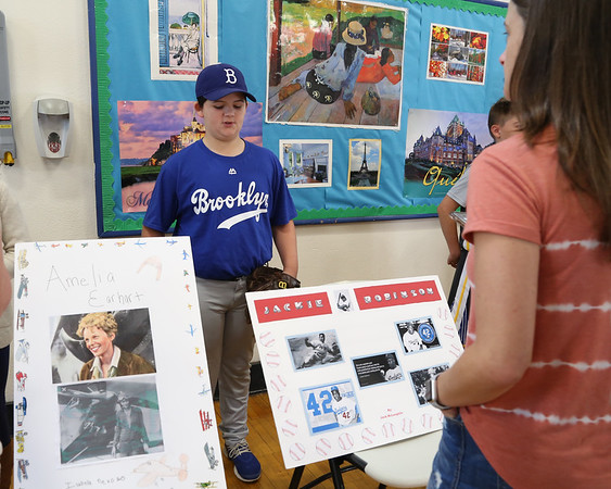 6-8-19 Jack's Fifth Grade Wax Museum