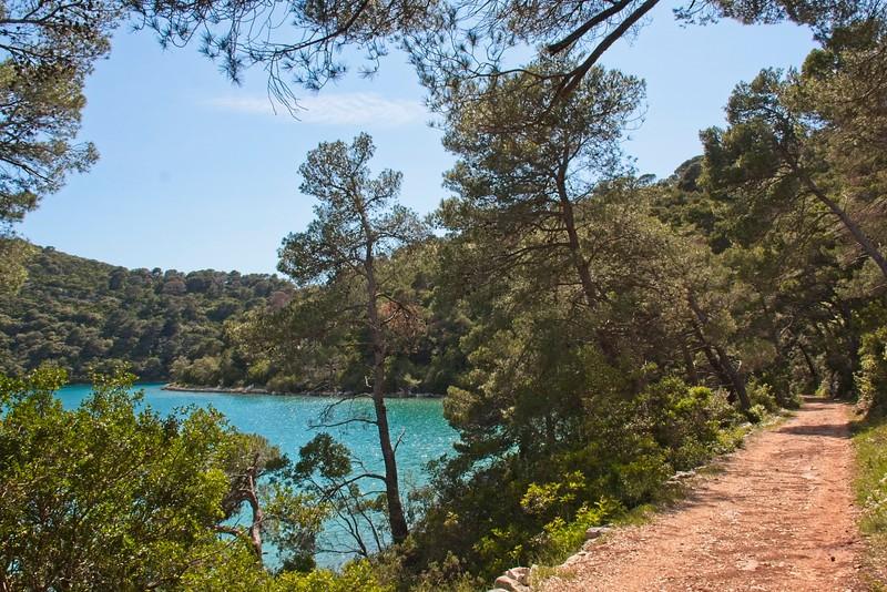Mljet Lakes National Park, Croatia