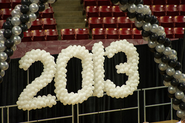 2013-05-22 MHS Graduation Wells Fargo Arena