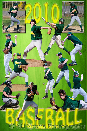 Brady Baseball Poster