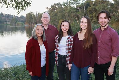 McSheery Family, Oct 2020