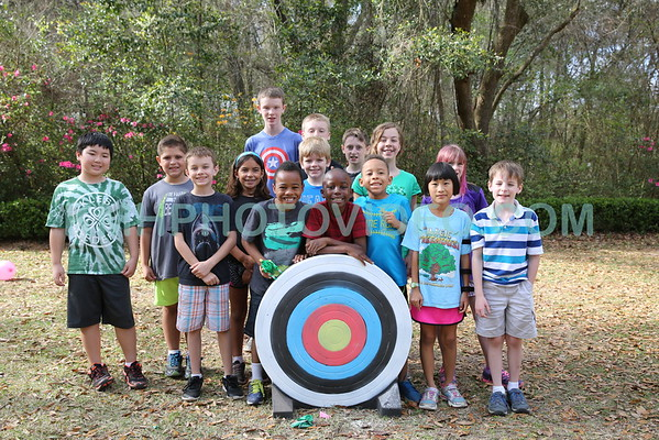 Archery & Discovery