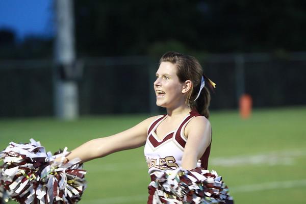 AHS Cheerleaders 8-26-10