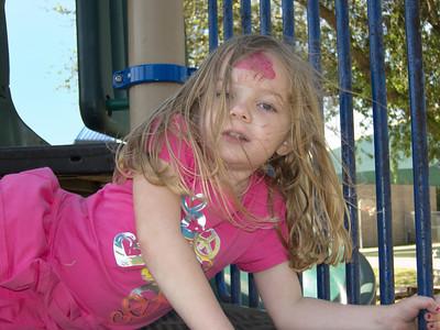 Zoey Playground 4/16/2011