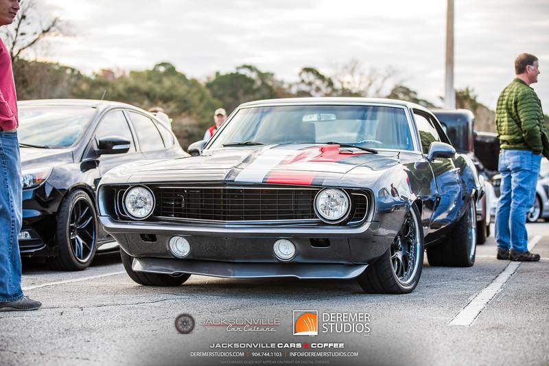 2019 01 Jax Car Culture - Cars and Coffee 087B - Deremer Studios LLC