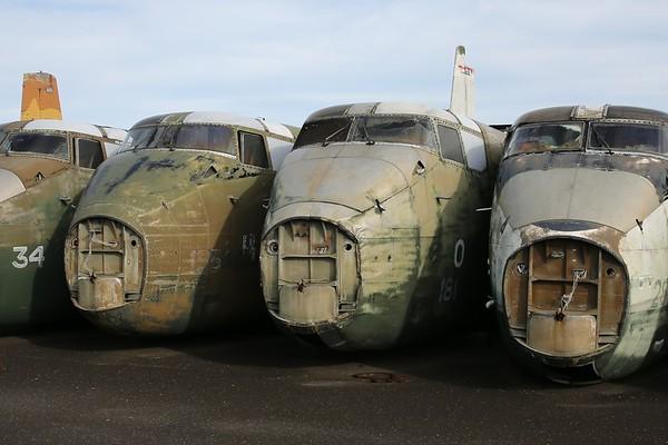 "Pen Turbo Aviation deHaviland DHC-4 ""Caribou"", Cape May, 12Jan20"