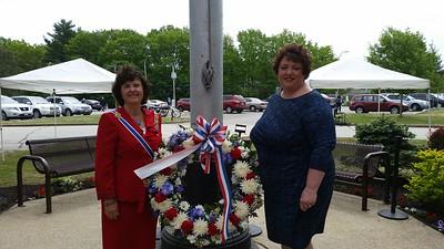 2015 Memorial Day at VA  Medical Center