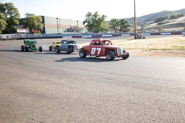 Douglas County Speedway 6/11/2016