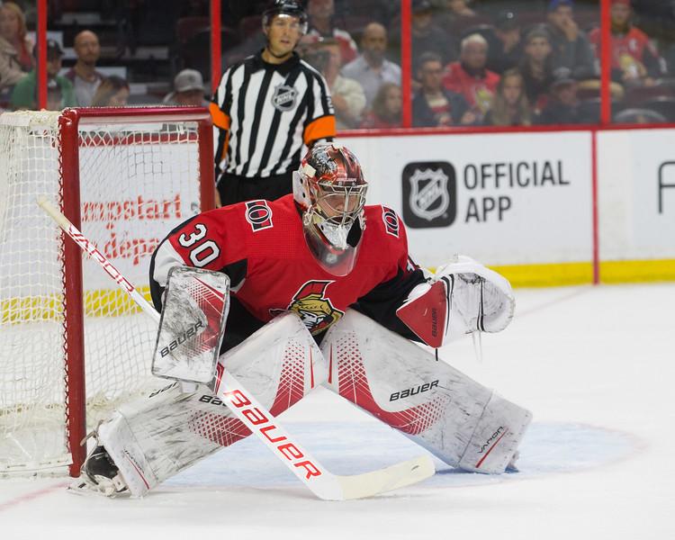 NHL 2018: Blackhawks vs Senators SEP 21