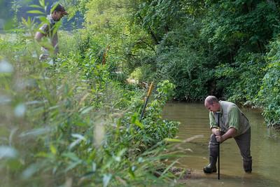 32244 IWSS Water Testing West Run Creek  July 2016