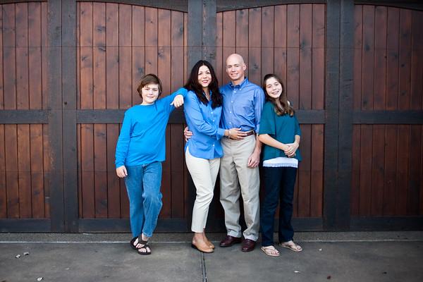 Pfeifer Family - November 10, 2010