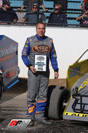 Oswego Speedway - Super DIRT Week - 10/5/17 - Michael Fry