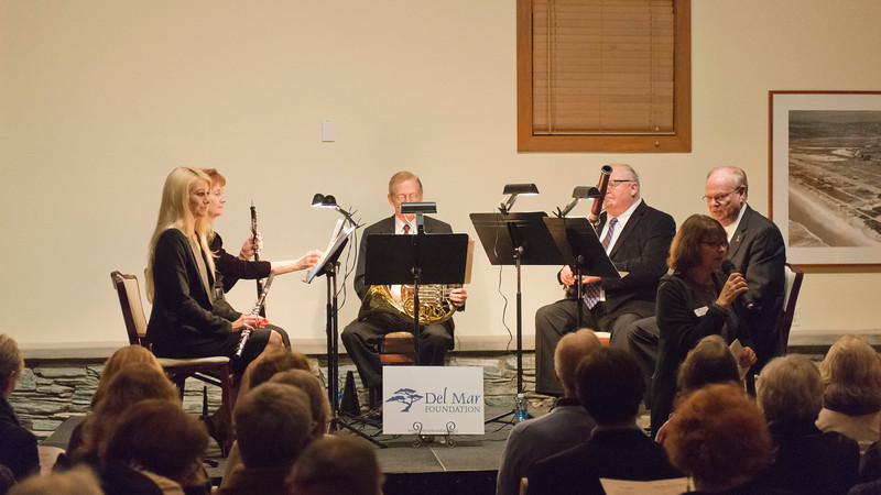 02-02-17: FT Pacific Wind Quartet