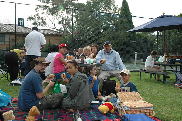 teddy bears picnic 2005