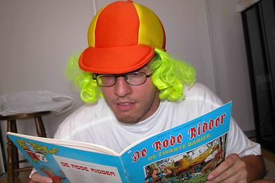 2003-2004 - Kamp - VIK - Bonheiden - Stripverhaal