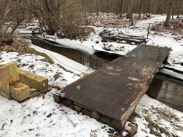 2018-01-20 Trail Building Pics