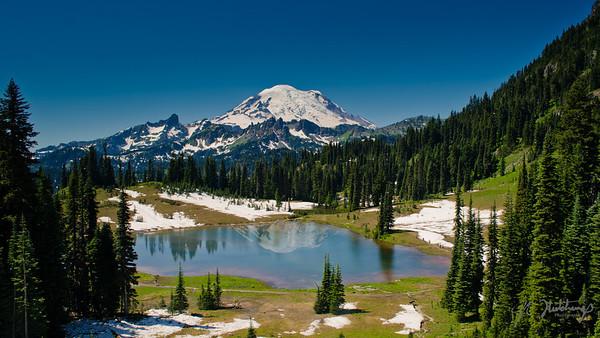 Mount Rainier 2011