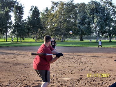 A Few from My Softball Days