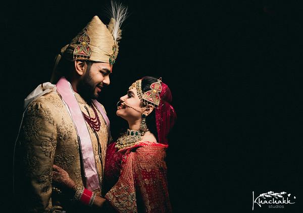 Rishabh & Shreya