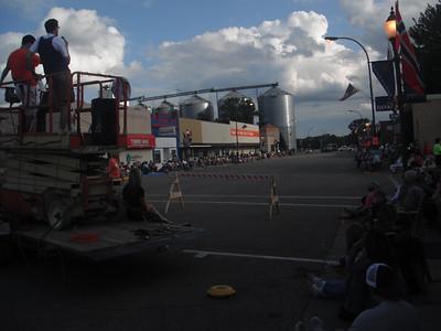 Elbow Lake's Flekkefest Parade 2012 & 2013