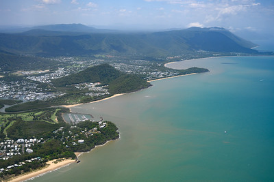 Flying from Cairns to Melbourne