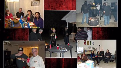 New Year's 2010