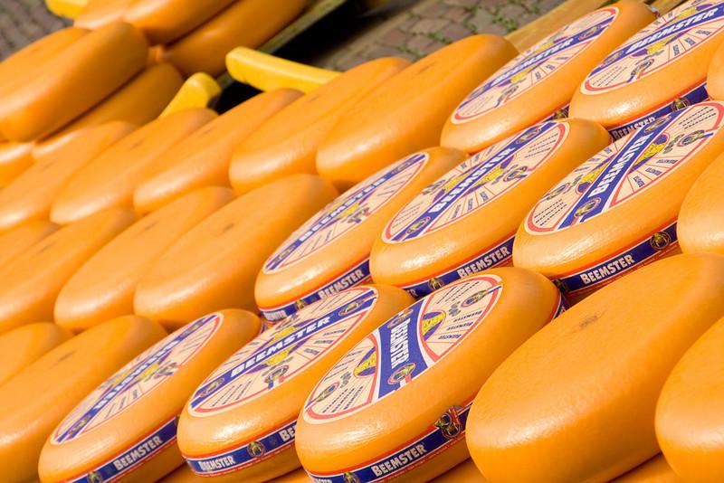 """Alkmaar. This is """"bem-ster"""" cheese (not beem-ster!)"""
