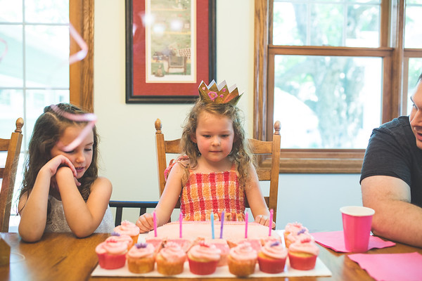 {Eva's 6th Birthday}
