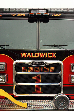 "Waldwick Wetdown Engine 631 "" The Black Pearl"" 5-18-2013"