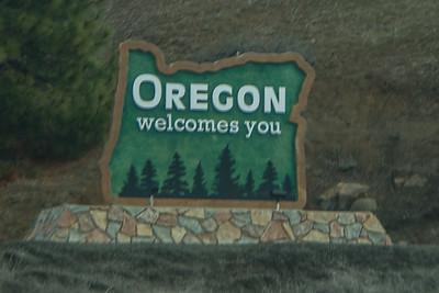 Oregon to Seattle