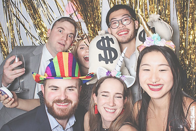12-14-19 Atlanta King Plow Arts Center Photo Booth - Triage Consulting Group Holiday Party 2019 - Robot Booth