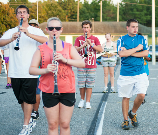 2014-08-14: Band Camp Day 9