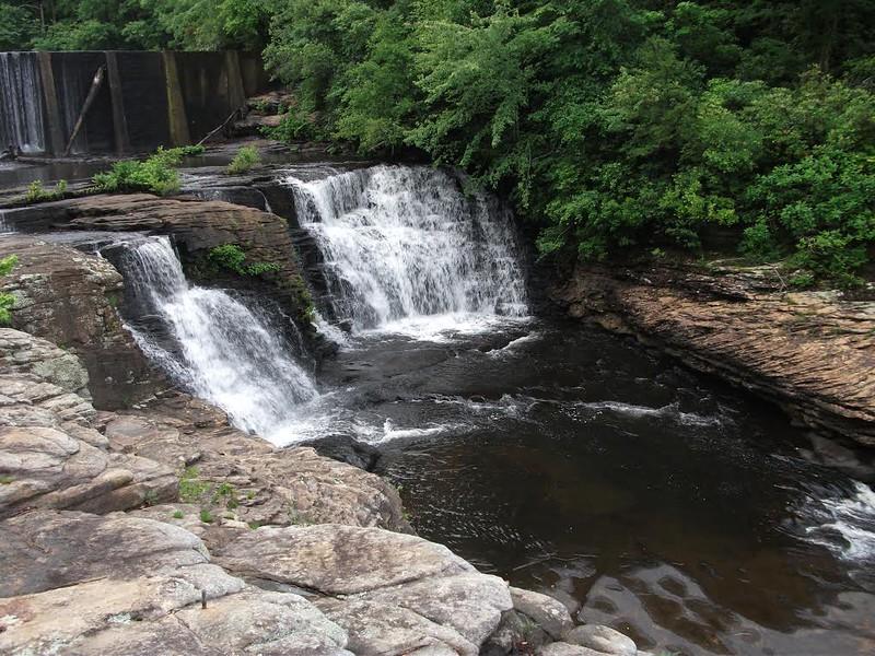 Desoto Park Falls