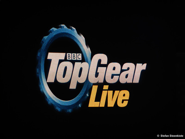Top Gear Live 2013