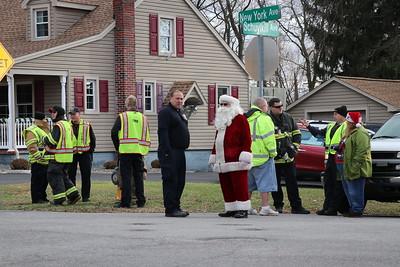Lower Allen Township Fire Department Santa Run