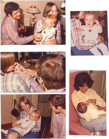 1976-77 B Family album