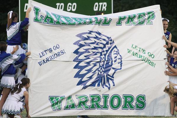 Football - LPS vs CCCA 10/6/11