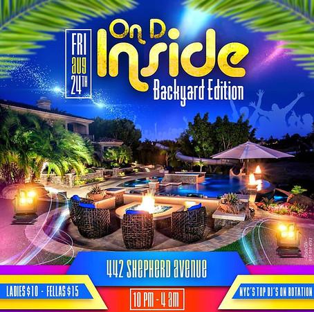 On d Inside Backyard Edition
