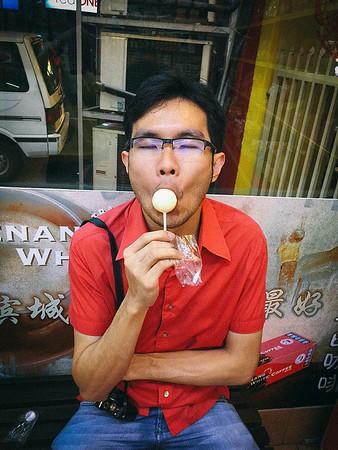 Indonesian Colleague