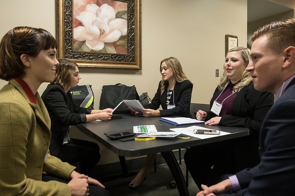 Mock Interviews, Career Center