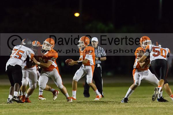 Boone Junior Varsity Football #61 - 2013