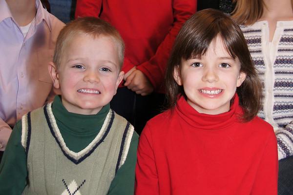 Beauchamp Family Christmas 2012