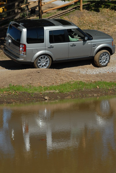 Land Rover Off-Road Course