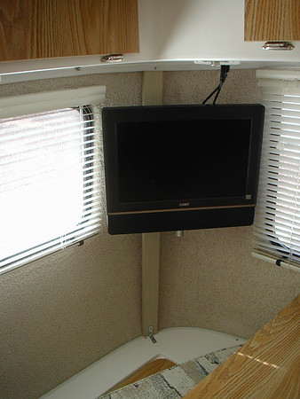 TV Mount (using stand)